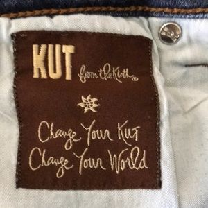 Kut from the Kloth Jeans - KUT from the Kloth Boyfriend Straight Leg Jeans
